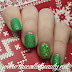 Winter Nail Art Challenge: Christmas Tree