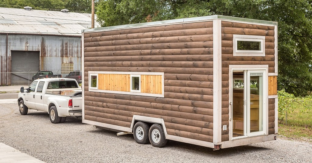 Tiny House Town Chattanooga Tiny House 312 Sq Ft
