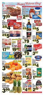 Coleman's Flyer May 18 - 24, 2017