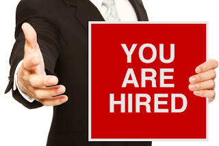 Successful Interview - You are Hired