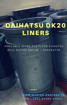 Daihatsu, DK20, Liner, Piston, Head, Block, connecting Rods, Piston, Nozzle, Pump, Diesel, Oil,Cylinder, sale, supplier