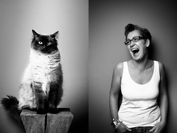 Cats and their owners