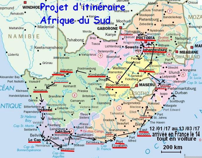 marcel et sylvie en afrique du sud: PREPARATION VOYAGE ...