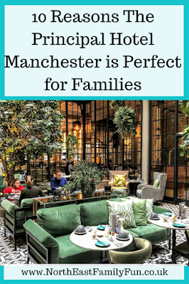 10 Reasons The Principal Hotel Manchester is Perfect for Families with Older Children