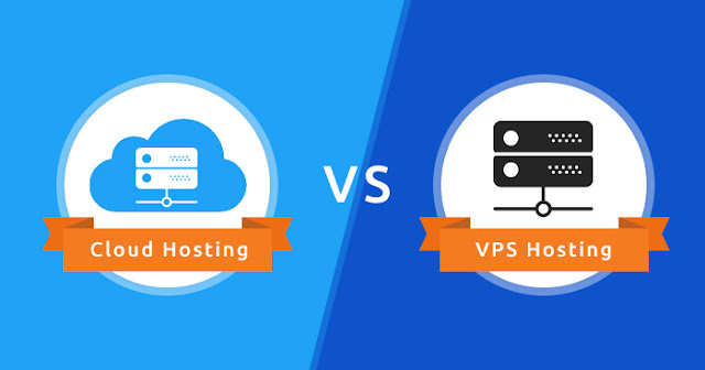 Cloud Hosting vs VPS Hosting, Web Hosting, Web Hosting Learning