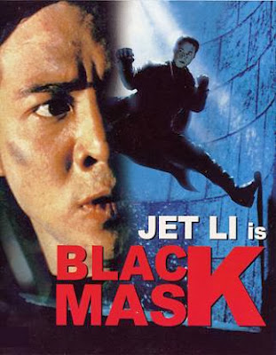 Poster Of Black Mask (1996) Full Movie Hindi Dubbed Free Download Watch Online At worldfree4u.com