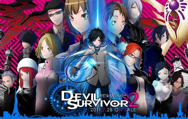Devil Survivor 2 : The Animation - Top Anime Like Shingeki no Kyojin (Attack on Titan)