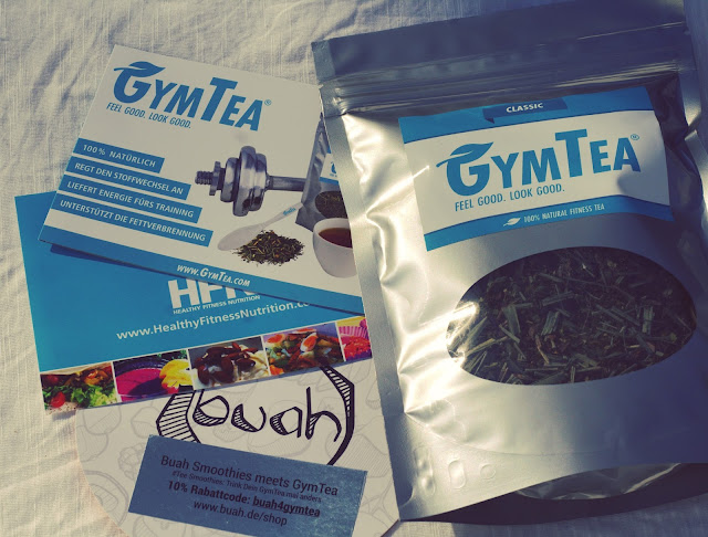 Gym Tea natural