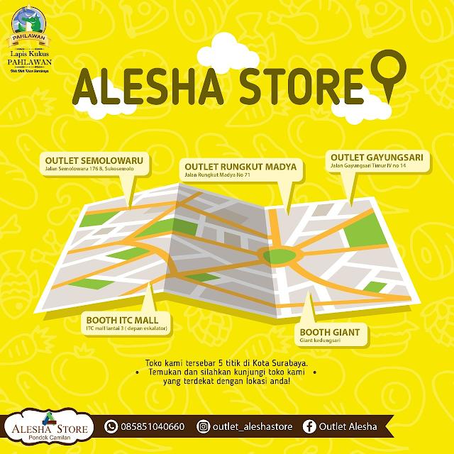 Alesha Store