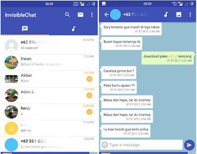 Invicible Chat APK