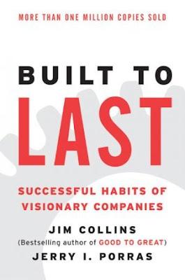 صُنِعت لتبقى: العادات الناجحة للشركات ذات الرؤية