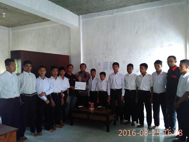 Beasiswa Santri Dhuafa di Pondok Modern Muhammadiyah Pakusari