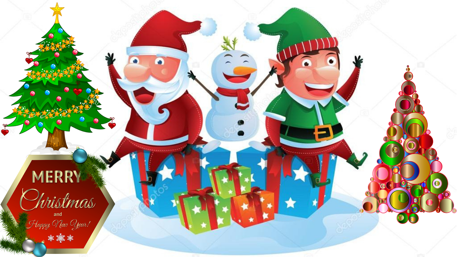 Merry Christmas Wishes in Quotes, Greeting, Status, Messages, Sms ...