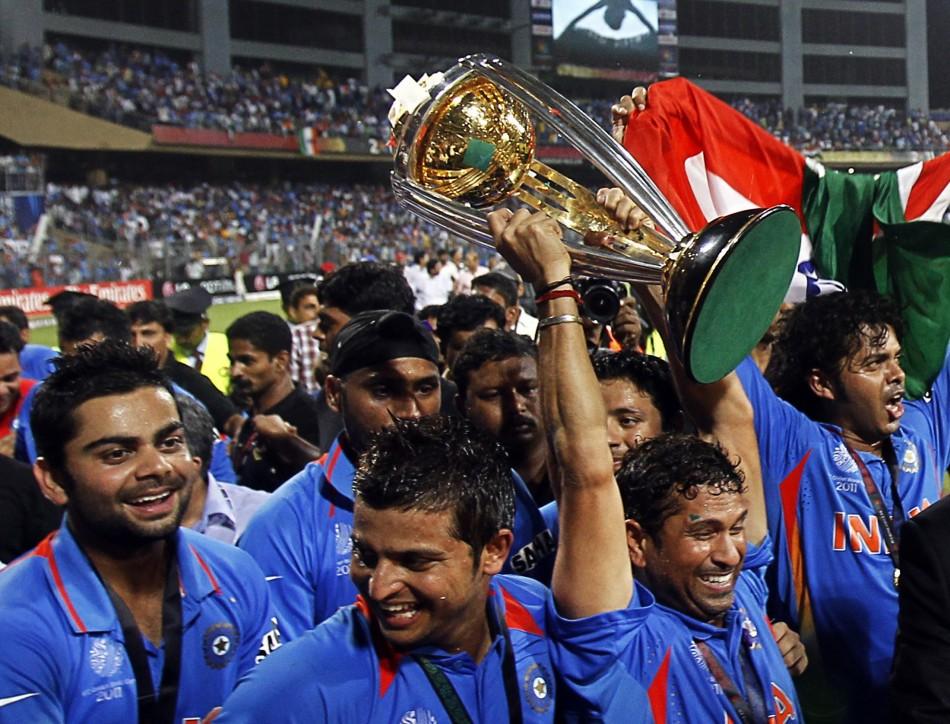 Plasa Mucis Sachin Tendulkar 2011 Cricket World Cup Final Match