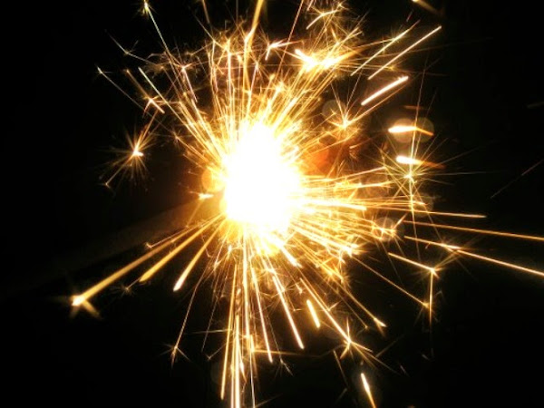 HOLY SPARKS ARE GOING TO FLY: A Prophetic Word for 2015