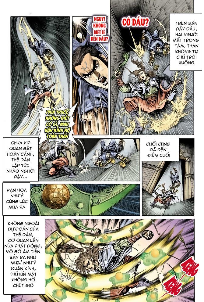 Đại Đường Uy Long chapter 50 trang 7