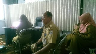 BKPPD Kotabaru Sosialisasikan Pengisian SKP Terhadap PNS