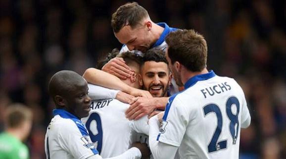 Hasil Pertandingan Antara Kesebelasan Crystal Palace 0-1 Leicester City di Liga Primer Inggris