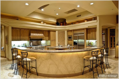 Classic Kitchen Decorations for Luxury Homes 11