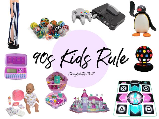 90s memories, 90s kids toys