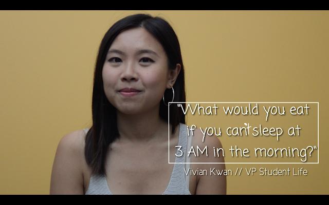 Vivian Kwan, 2015-16 VP Student Life