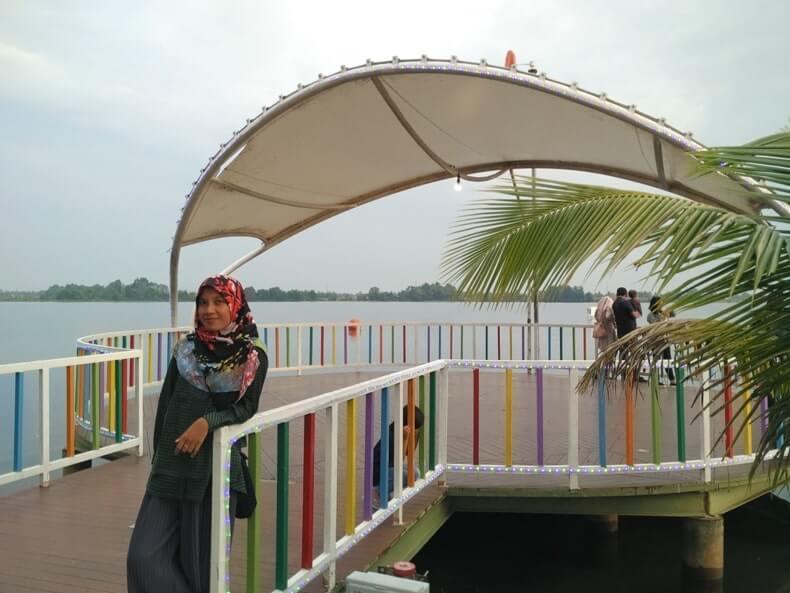 Danau Jakabaring Tempat Nongkrong Anak Muda Palembang