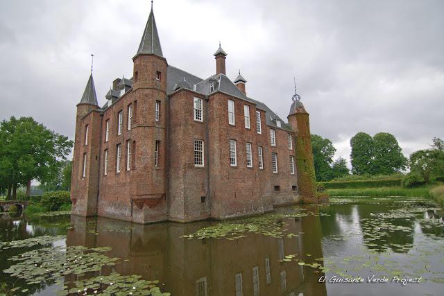 Slot Zuylen - Utrecht, por El Guisante Verde Project