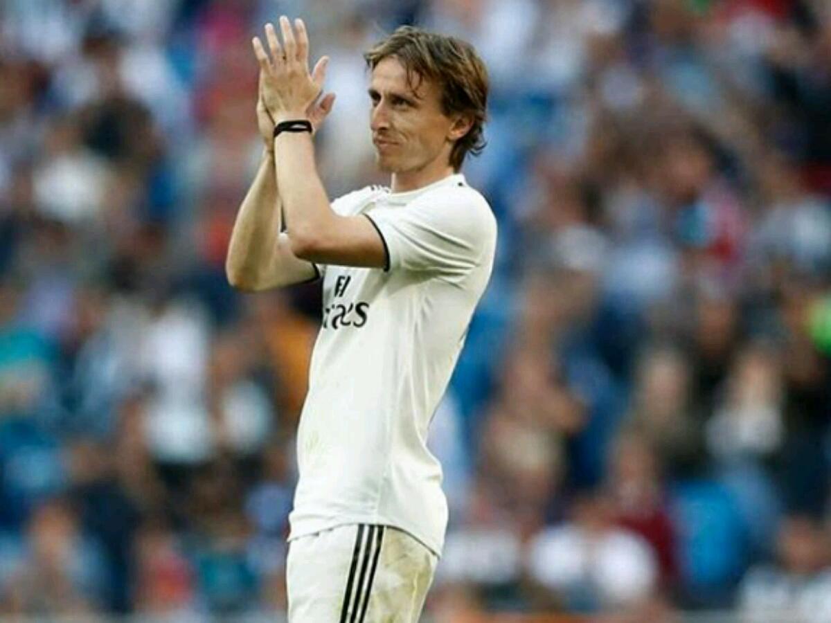 Luka Modric Tolak Pinangan Milan
