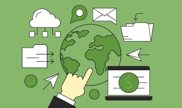 Blockchain Teknologi : Pembayaran Lintas Batas Menjadi Mudah