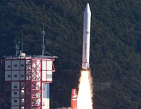 Japan Sends Artificial Meteors into Space