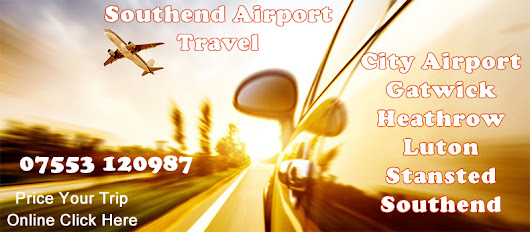 Landing At London Southend Airport & Need a Taxi