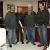 FIRMAN ACUERDO AUTORIDADES DE COMAPA Y PRESIDENCIA MUNICIPAL PARA PROGRAMA DE BACHEO EN LA CIUDAD.