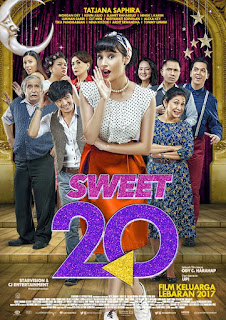Download Film Sweet 20 (2017) Subtitle Indonesia