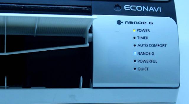 Nanoe-G pada AC