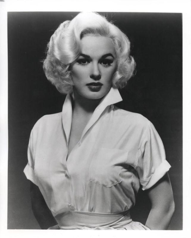 Somebody Stole My Thunder: Some pictures of Mamie Van Doren