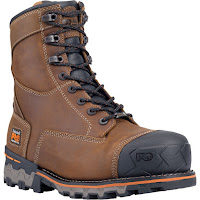 Timberland PRO Boondock 8in H20 Men's Composite Toe Work Boots