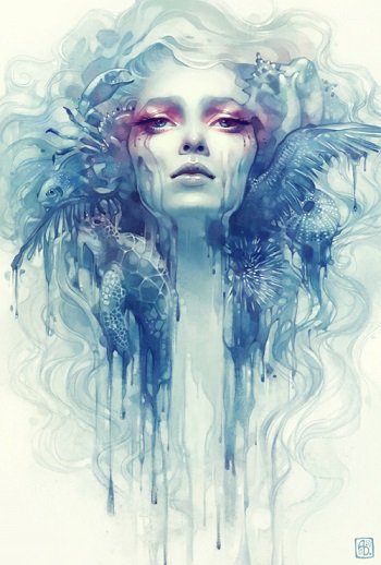 """Oil"" por Anna Dittmann 