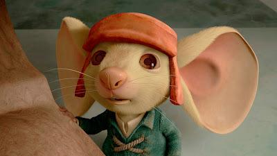 Cena do filme O Corajoso Ratinho Despereaux  (Divulgação: Studio Universal)