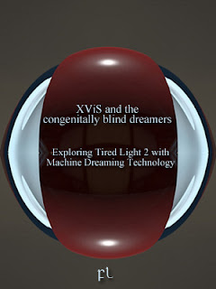 XViS and the congenitally blind dreamers Cover