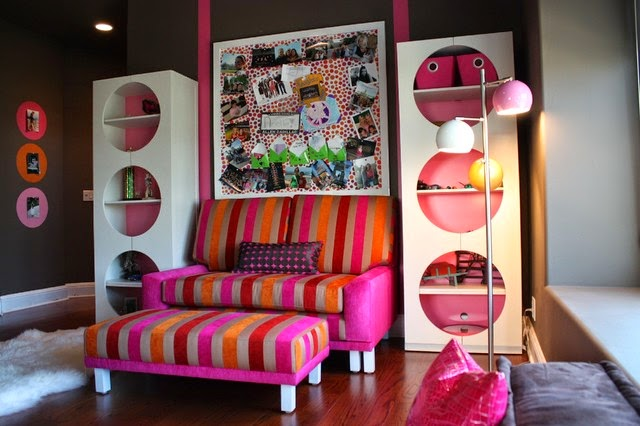 Colorful Teenagers Bedrooms 3