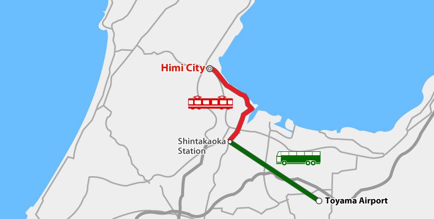 Himi, Toyama