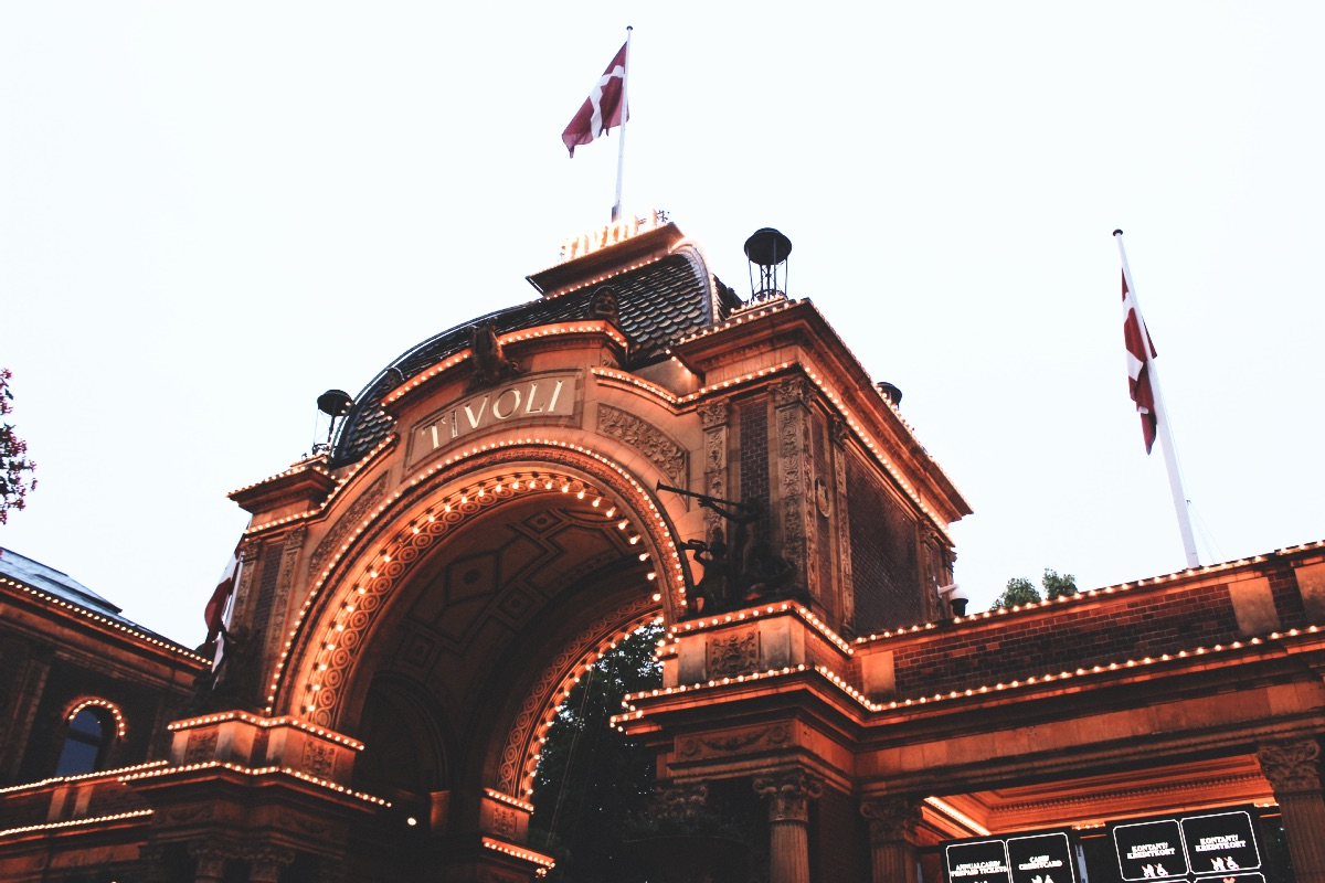 Tivoli Gardens - How To Spend 48 Hours In Copenhagen