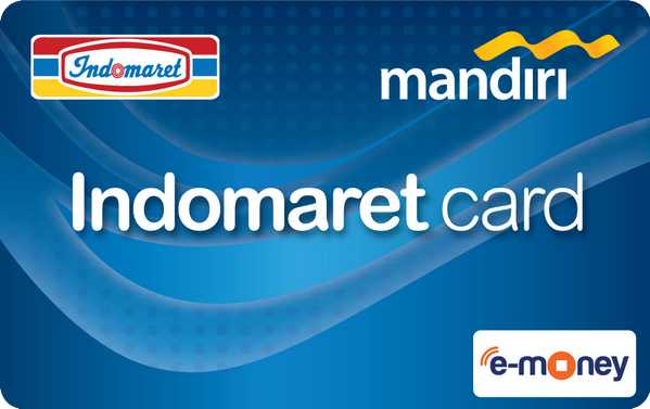 Mandiri Indomaret Card