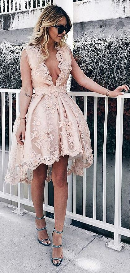 beautiful lacer dress