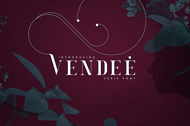 Vendee Serif Download Font Free
