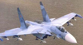 Sukhoi Su-27 Flanker - Pesaing  F-14 Tomcat, F-15 Eagle, F-16 Fighting Falcon, dan F/A-18 Hornet