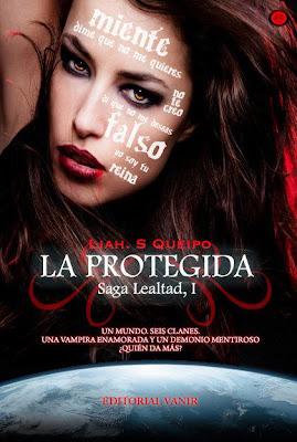 La protegida – Liah. S. Queipo