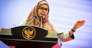 Image result for sri mulyani hijab