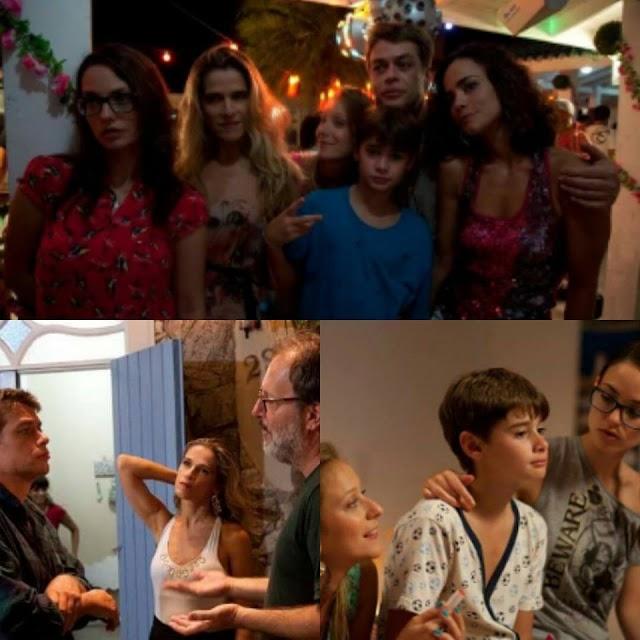 Jose Eduardo Belmonte dirige o tocante: Entre Idas e Vindas; o cineasta, Rosanne Mulholland e João Assunção falam ao Cabide Fala
