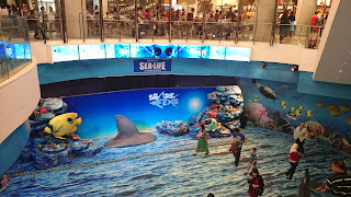 Sealife Ocean World Siam Bangkok